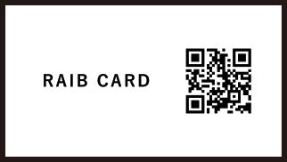 RAIB CARD